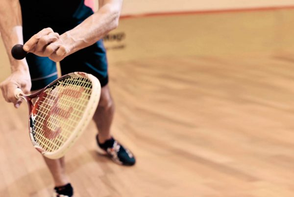 Kista Racket Center Squash bana